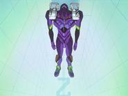 Evangelion Unidad 01 Restringido