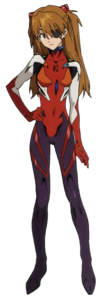 Asuka (Plugsuit 02 in 3.0)