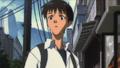 Shinji waiting for Misato (Rebuild) 01.png