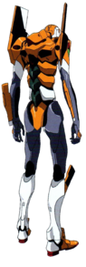 Evangelion Unit-00 (Rebuild) 2.0 Rear