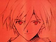 Kaworu Sketch NGE