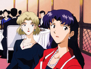 Ritsuko Misato ep 15