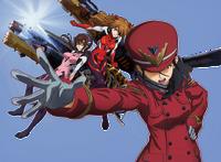 Evangelion Wunder Mari Asuka y Misato