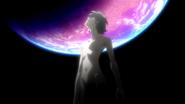 Kaworu en la Luna (Rebuild 01)