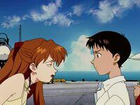 Shinji eres aburrido XD