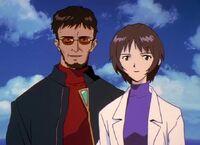 Gendo e Yui