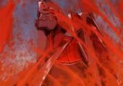 Evangelion Unit-04 destroys Leliel (NGE2 - PSP)