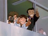 Shinji Kenske y Toji