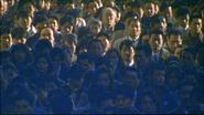 Lilin crowd