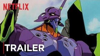 Neon Genesis Evangelion - Tráiler oficial - Netflix