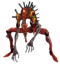 Evangelion Unit 02 (Beast Mode)