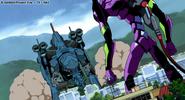 Unit-01 VS T•RIDEN•T