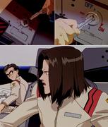 MAGI Evangelion episodio 13