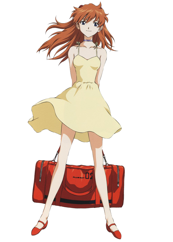 Asuka Langley Sohryu | Evangelion | FANDOM powered by Wikia