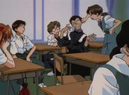 Hikari regaña a Touji