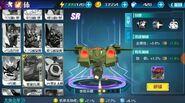 Evangelion Juego Android robot Akashima