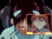 Shinji en el episodio 14