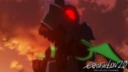 Eva-01 Dummy System active (Rebuild)