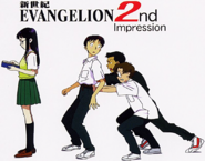 Eva Second Impression en Sega Saturn 01