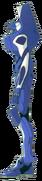 Evangelion Unit-00 Blue side