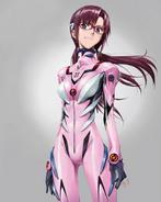Mari-makinami-illustrious-plugsuit