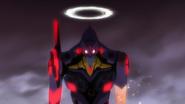 Halo angelical EVA 01