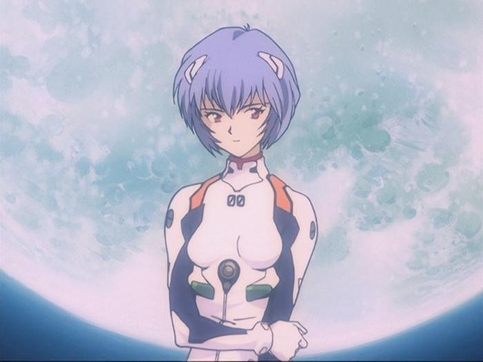 Resultado de imagen para Rei ayanami