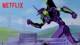Neon Genesis Evangelion - Date Announcement - NX on Netflix