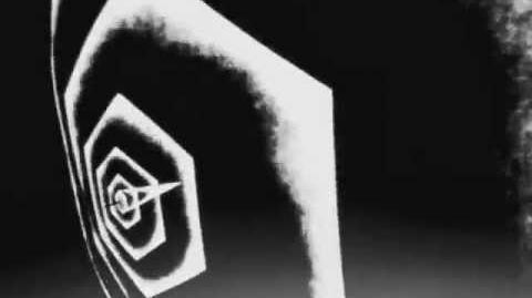 Evangelion Longinus Lance - Black & White