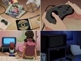 Asuka Langley Sega Saturn Evangelion Ep 23