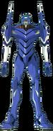 Evangelion Unit-00 Blue front