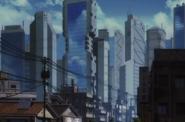 Tokyo-3 buildings (Rebuild)