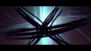 Unit-01 awakens inside Tesseract (Rebuild)