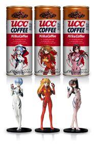 Evangelion UCC Coffee 1