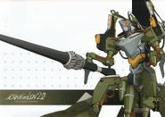 Evangelion Provisional Unit 05 (Rebuild) Wallpaper