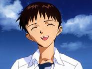 Episodio 26 Proyecto de Complementación Shinji Ikari