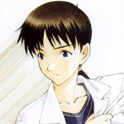 Shinji In Anima