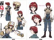 Mana Kirishima Art02
