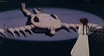 Laputa Sheeta Robot