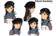 Sakura Suzuhara1 organización WILLE
