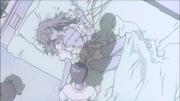 Shinji with comatose Asuka (EoE)
