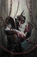 Dark Nights Metal Vol 1 5 Dell'Otto Textless Variant