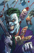 New Suicide Squad Vol 1 9 Textless Joker Variant