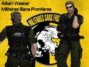 Wesker msf by christopherjredfield-d5e1i2p