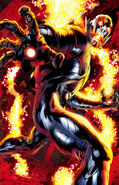 Ultron (Earth-61112) from Avengers Vol 4 12.1 003