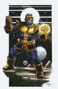 Thanos Legacy Vol 1 1 Pérez Virgin Variant
