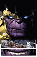 Thanos (Earth-616) from Infinity Vol 1 1 001