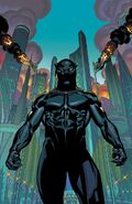 Black Panther Vol 6 1 Textless