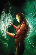 Invincible Iron Man Vol 3 1 Pichelli Variant Textless