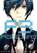 P3 Manga Volume 11 cover